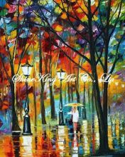 palette knife oil painting  modern oil painting canvas oil painting  K324