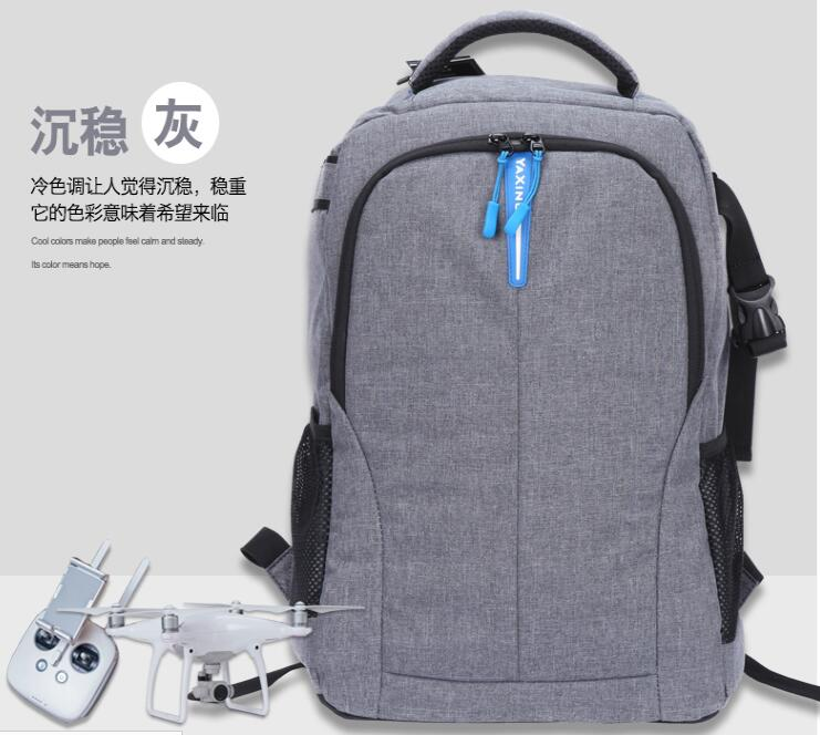New Fashion Backpack Shoulder Carry Case For DJI Phantom 3 Advanced Phantom 4 Pro DJI Mavic