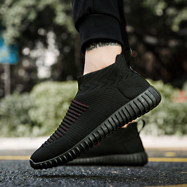 Men Fashion Knitted Casual Shoes sneakernews discount excellent choice online cheap sale fashionable lisXMfE