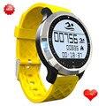 360 toque de natação smart watch monitor de frequência cardíaca em tempo real fenix 3 samsung pk pk saúde aptidão para a apple android Smartwatch