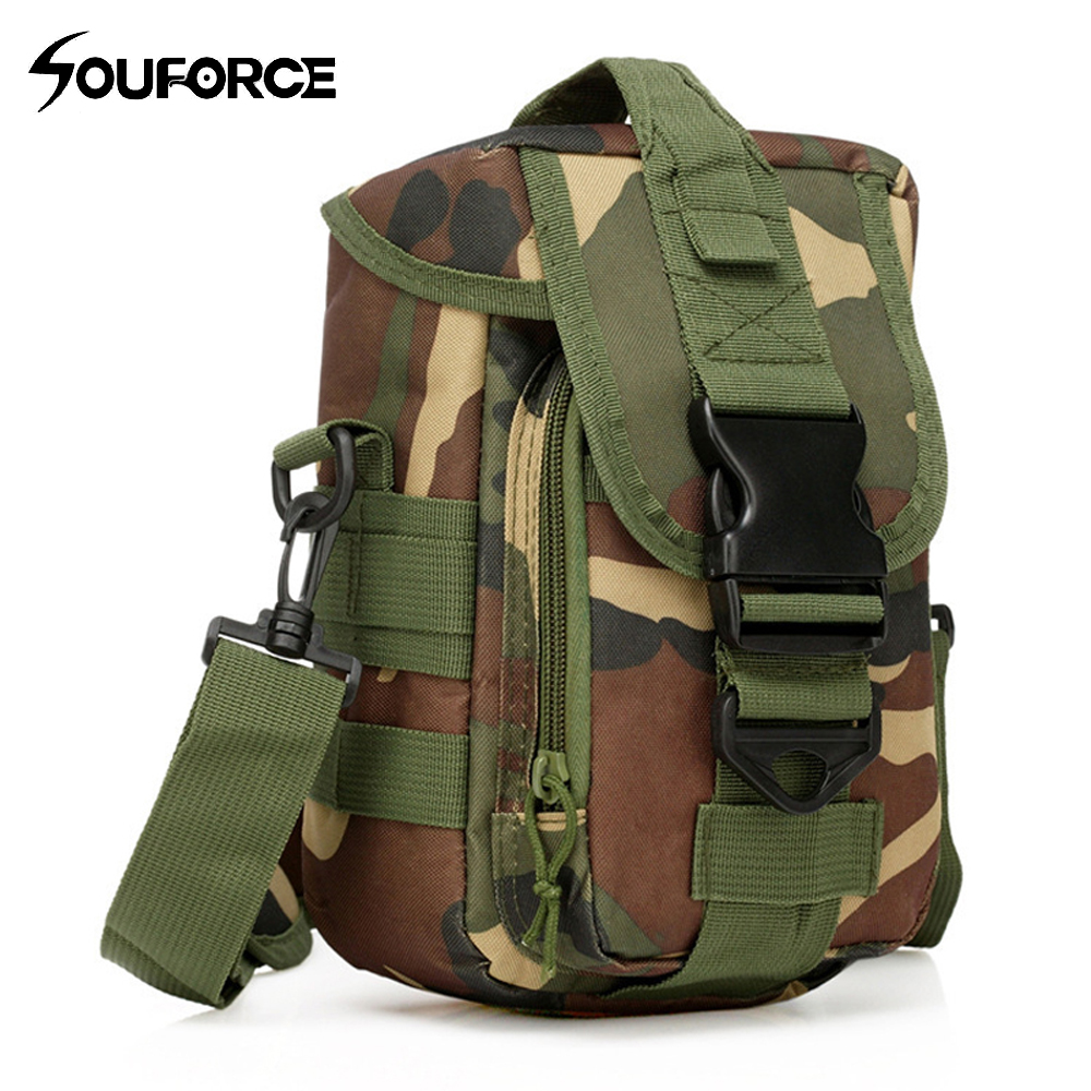 Beautiful Bag 7 Color Tactical Molle Waist Bag Camera Bag Smartphone Holster Cover Case Utility Edc Accessory Tool Bag Pack With Belt Loop
