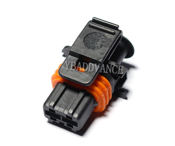 Discount China Suppliers 2 Hole Female Bosh Injector Connector For Cars With Pins and Wire Seals 1928403137  1928404072