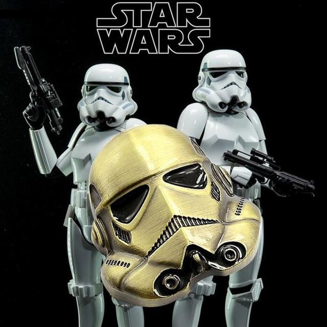 Star Wars Keychain Stormtrooper Helmet Keychain (3 colors)