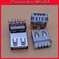 Micro G54 USB 2.0 4Pin A Typ Buchse Anschluss 2 füße 90 grad Datenübertragung Lade Verkaufen Ratlos USA weißrussland|Steckverbinder|Licht & Beleuchtung -
