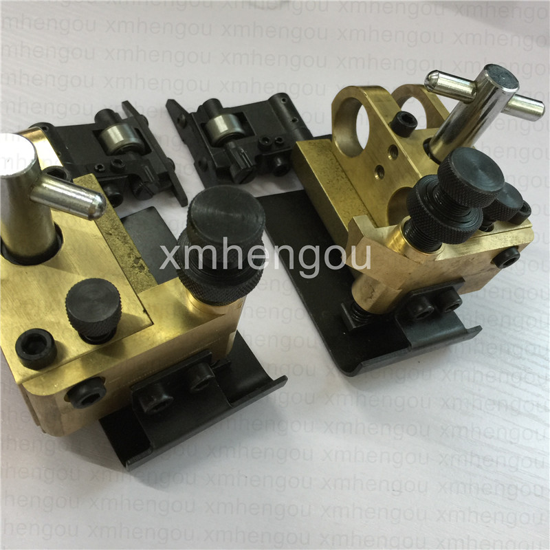 1 Pair Offset Printing Machine Parts SM102 Pull Gauge Assembly Pull Regulation for SM102 Machine Parts|Printer Parts| |  - title=