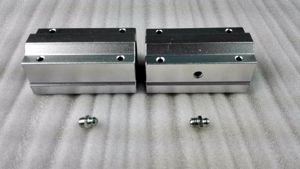 1pc SCS30LUU SC30LUU Linear Slide Block, 30mm Pillow Block Linear Unit for CNC Parts 1pc scs35uu sc35uu linear slide block 35mm pillow block linear unit for cnc parts