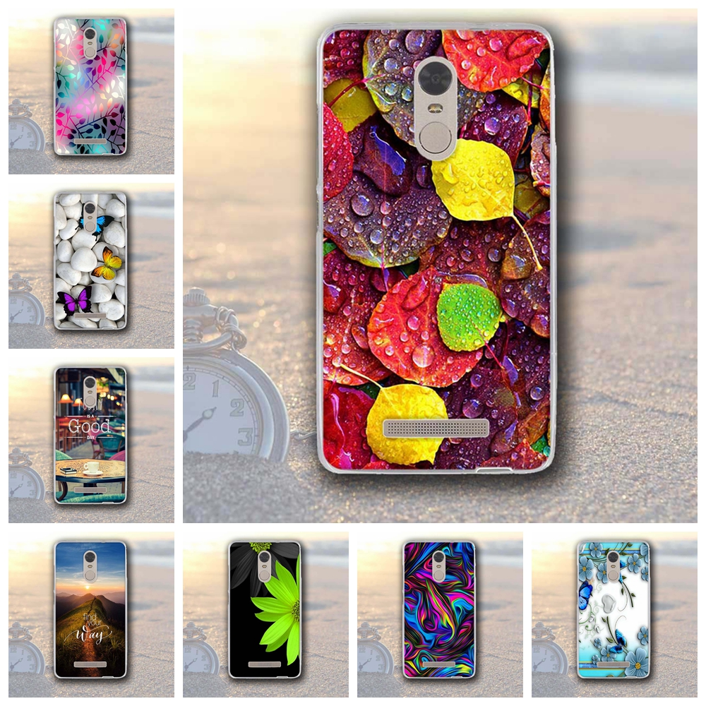 For Xiaomi Redmi Note 3 Prime Cover 3d Relief Print Soft Tpu Case For  Xiaomi Redmi Note 3 Pro Coque For Xiaomi Redmi Note 3 Bags