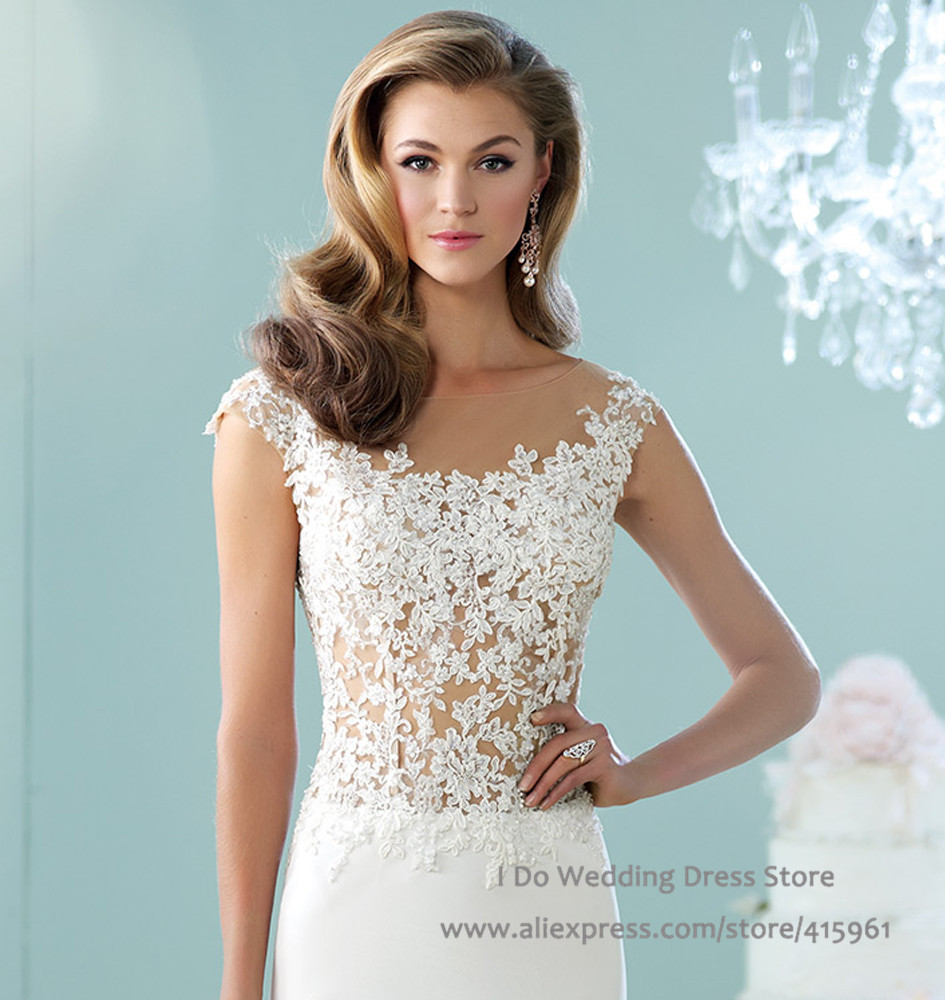 Perfect White Summer Wedding Dress Model - All Wedding Dresses ...