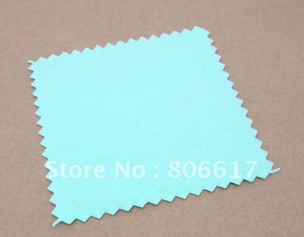 Best Quality 10 Pcs SUNSHINE JEWELRY POLISHING CLOTHS FOR SILVER OR GOLD (W00407)
