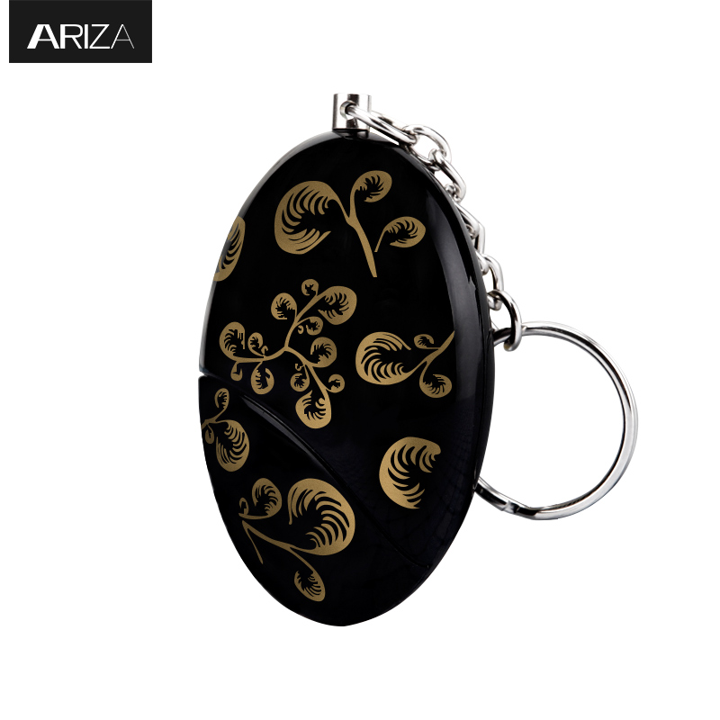 Ariza keychain alarm personal safety alarm anti-rape anti-lost personal alarm self defense supplies for women elderly children 2016 2pcs a lot self defense supplies alarm personal key ring protection alarm alert attack panic safety security rape alarm
