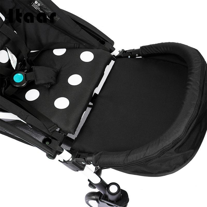 Activity & Gear Generic Baby Stroller Footrest 32cm Bumper Toddler Baby Stroller Booster Feet Infant Baby Stroller Foot Dragging