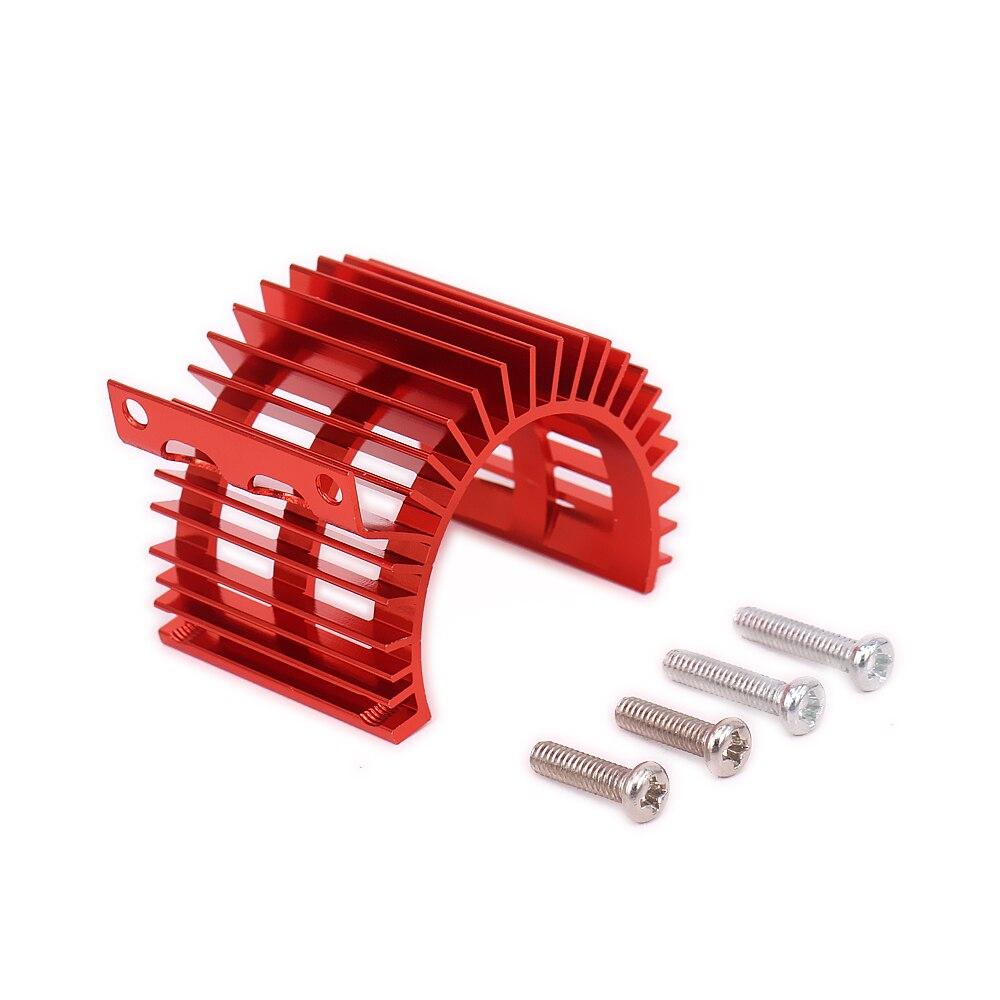 1 Pc Rcawd Legierung Aluminium Kühlkörper Für 540/550 Motor Für Rc Hobby Modell Auto N10214 Kühlkörper Kühler