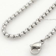 GOKADIMA women Stainless Steel Chain Men Necklace Jewelry Accessories, link chain Wholesale WN324