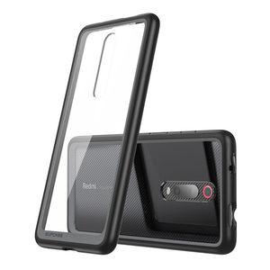 Image 2 - SUPCASE için Xiao mi mi 9T durumda mi 9T Pro UB stil anti vurmak ön mi um hibrid ultra ince koruyucu TPU tampon + PC temizle kılıf