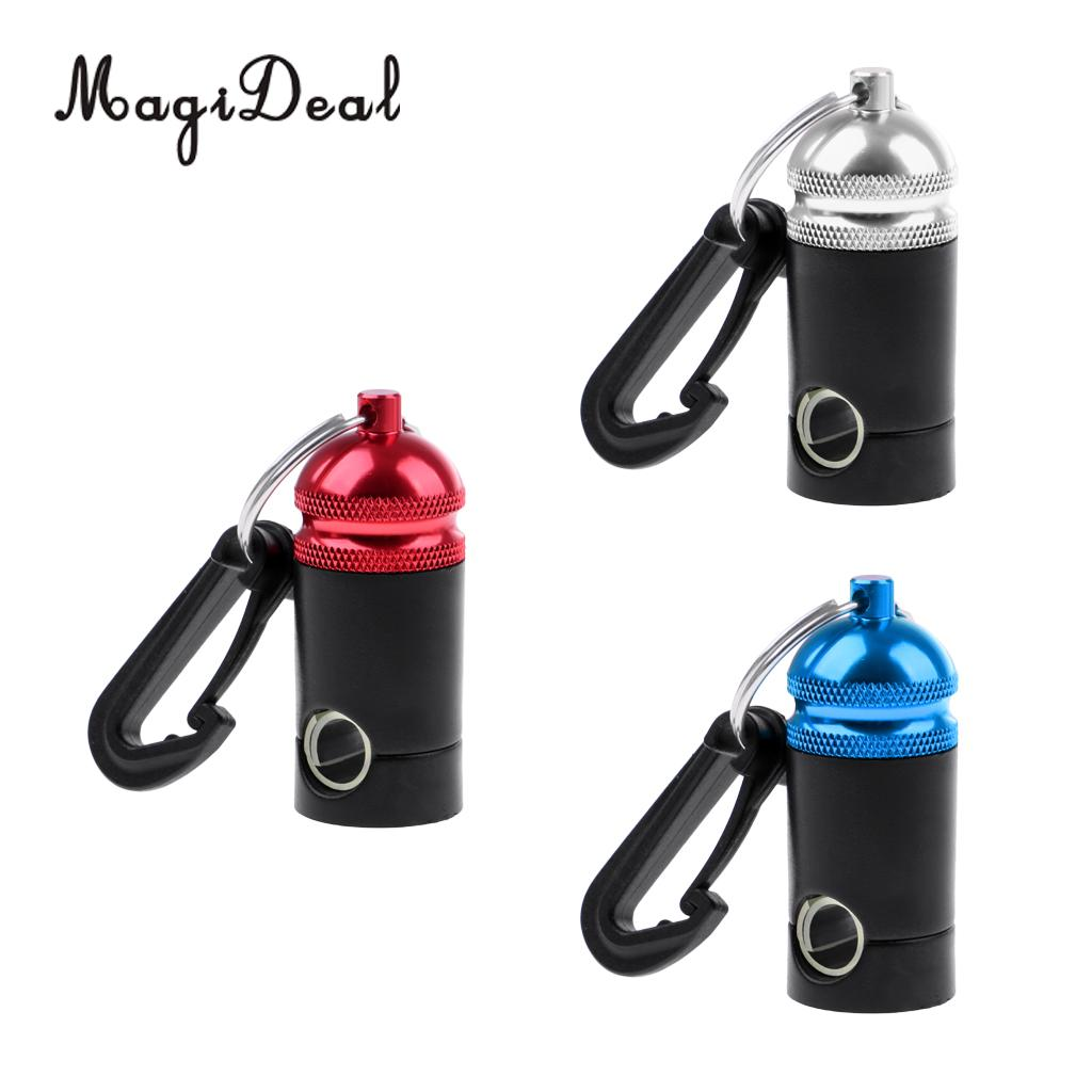 MagiDeal Universal Durable Anti-rust Plated Aluminum Regulator Octopus Hose Holder Retainer & Clip for Scuba Diving Dive Diver