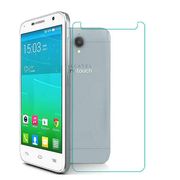 4f322c00539 9H 0.3mm explosion proof Tempered Glass screen protector for Alcatel One  Touch Idol 2 Mini