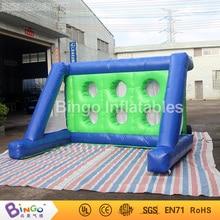 Бесплатная доставка 3x2x2 метра надувные съемки Футбол игра горячей продаж раздутие Футбол цели для детей