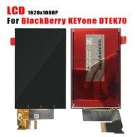 100% Оригинальный дисплей для BlackBerry KEYone DTEK70 ЖК-запчасти для дисплея для BlackBerry touch 70 сенсорный экран