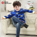 MaoPoPo Winter Jacket Boy Tang Suit Traditional Chinese Jackets Childen Garments Chinese Baby Boy Costume new year clothes kids