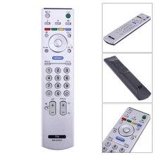 Telewizji zamiennik pilota zdalnego sterowania LED pilot do telewizora dla Sony RM GA005/008 RM YD028 RM YD025 RM W112 RM ED005/006/007/008/014