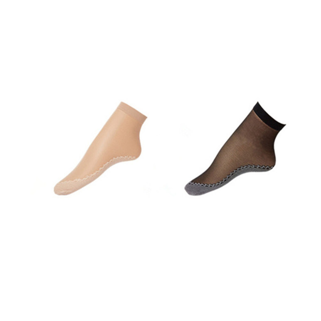 Fashion Summer Women's Non-Slip Massage Socks Absorb Sweat Socks