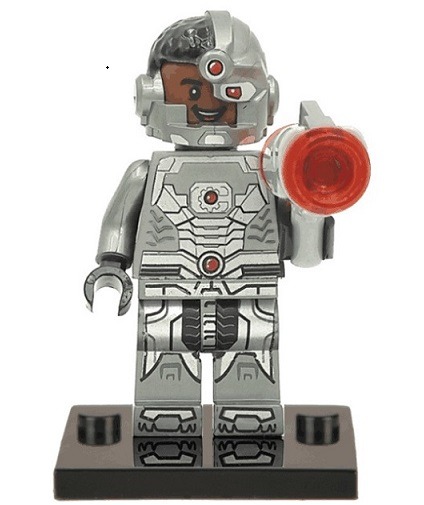 Single Sale Super Heroes Star Wars Ultron Cyborg Captain America Bricks Building Blocks Children Collection Gift Toys XH 174  star trek zulu eoward tayburn captain kirk khan scotty spock super heroes bricks model building blocks toys for children kf8002