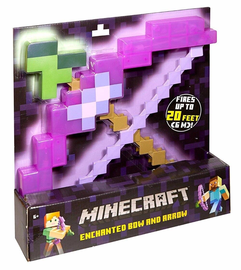 Juguete Espada Gyyfb76v Flecha Arco Minecraft Y Píxel Mosaico qMGUzVpS
