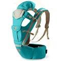 5 in1 de Múltiples Funciones de moda Mochila Porta Bebé Transpirable Hipseat Porta Bebé Sling Backpack Infantil Cómodo 2-36 Meses