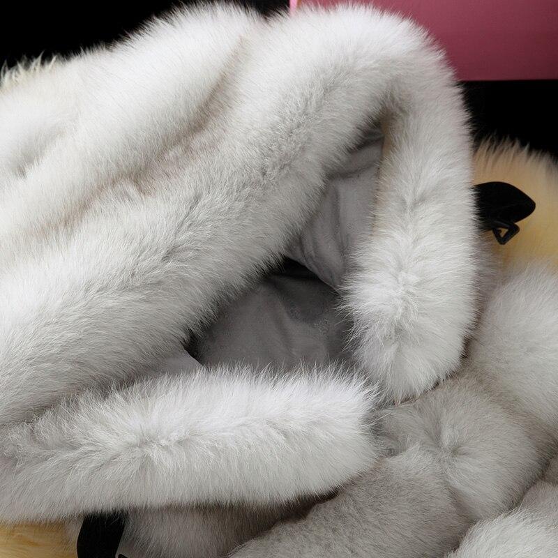 light Grey Fourrure White Fourrures natural À Capuchon Gilets Manteau La Femmes Les Naturelle Reroyfu Renard Réel Deep Grey red Véritable Pour Taille Gilet Veste De Femme Plus noir FSxAgtpwq