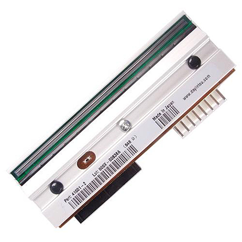 A+ Quality New Printhead For Zebra 110XI4 203DPI Thermal Barcode Label Printer Spare Parts Compatible P1004230 Print head print head new original for zebra s400 200dpi thermal barcode label printer printer part printing accessories printhead 44999m