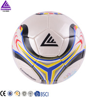 2018 New Lenwave Brand PU Soccer Ball Premiership Champions League Official Size 5 Football Balls Free Shipping