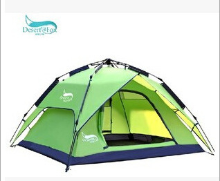 outdoors Tourism equipment camping tent family for fishing beach garden awning travel 3 4 person automatic tent flytop outdoors tourism equipment camping tent family for fishing beach garden awning travel 3 4 person automatic tent