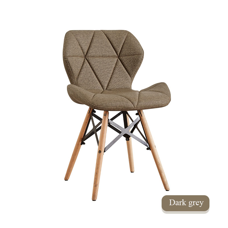 Nordic INS Restaurant Furniture Chair Dining Room Modern Iron Office Chair Wood Kitchen Dining Chairs for Dining Rooms Sofa