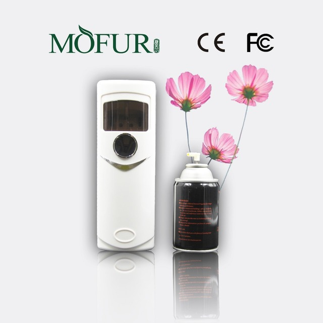 Hotsales New Design Light Sensor Aerosol Dispenser Auto Air - Bathroom air purifier