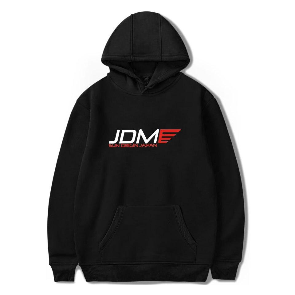 New Fashion Printing Casual Sweatshirts JDM Hoodies Autumn Fitness Women/men Hip Hop Male Pullover Hoodies Big Size 4XL