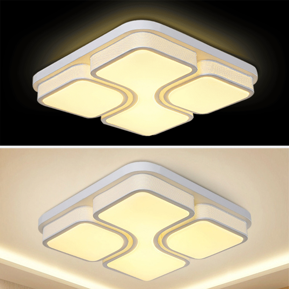 24W Square Led Panel Light Surface Mounted 45cm*45cm Superbright Acrylic Recessed Lighting Lamps Surface Mounted Downlight24W Square Led Panel Light Surface Mounted 45cm*45cm Superbright Acrylic Recessed Lighting Lamps Surface Mounted Downlight