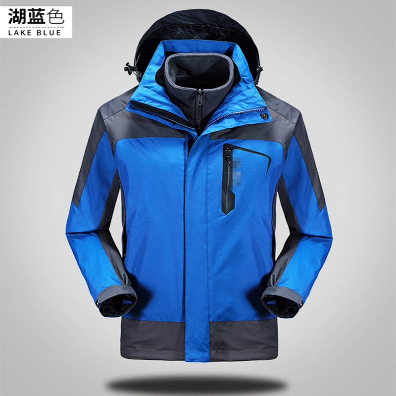 Hiking Men Jacket Clothing Heated Sport Hunting Clothes Winter Fleece Trekking Mammoth Outdoor Waterproof Fishing Coat Softshell