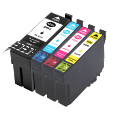 Vilaxh Compatible Ink Cartridge for Epson T3591 T3592 T3593 T3594 for Epson Workforce Pro WF-4720DWF WF-4725DWF WF-4730DTW