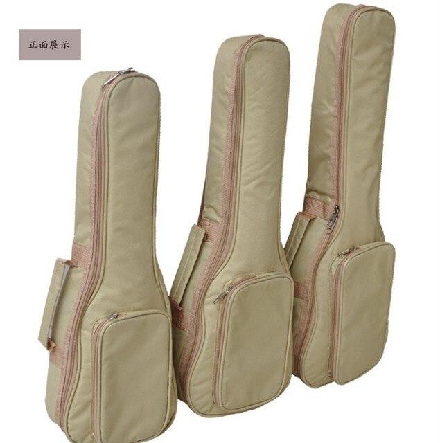concert soprano ukulele small acoustic guitar bag case thick package 21 23 26 inches   Lanikai Luna Mahalo Lanikai Kala  Ukes