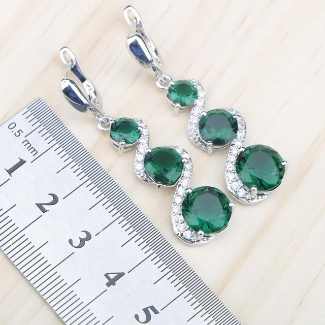 Emerald charm 5