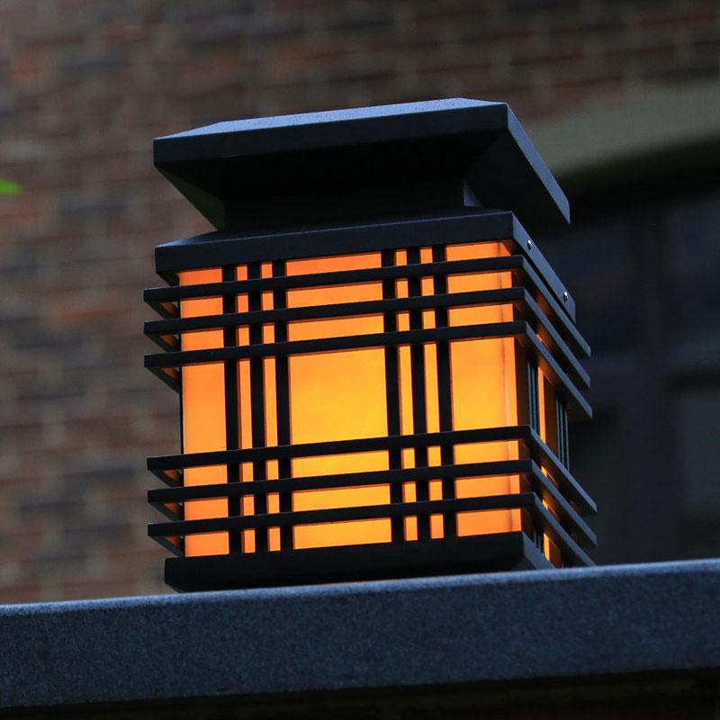 Factory Shop Solar Lights: Aliexpress.com : Buy Lamp Post Waterproof Outdoor Lighting