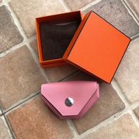 The New wallet Genuine leather women's wallet fashion women purse Multiple colors coin purse free shipping