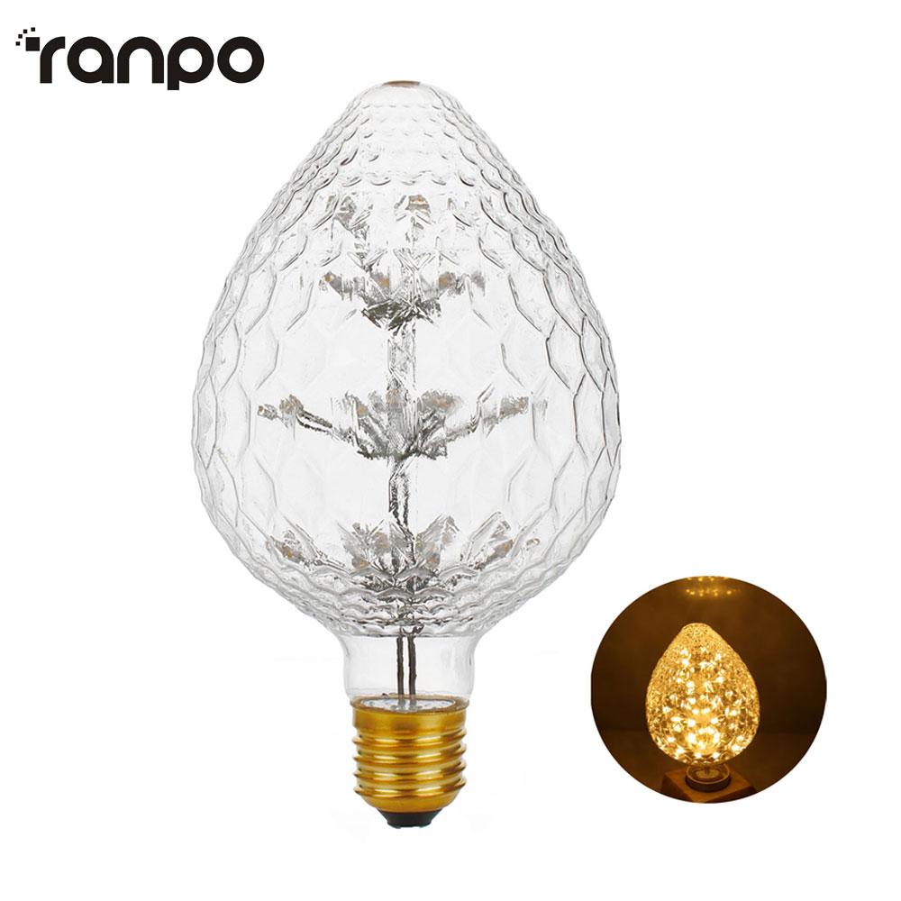 New Arrival 2W LED Bombilla Edison Lamp E27 Vintage Bulb Light Lampada Edison Bulb Retro Lamp Ampoules Home Decoratives автоинструменты new design autocom cdp 2014 2 3in1 led ds150