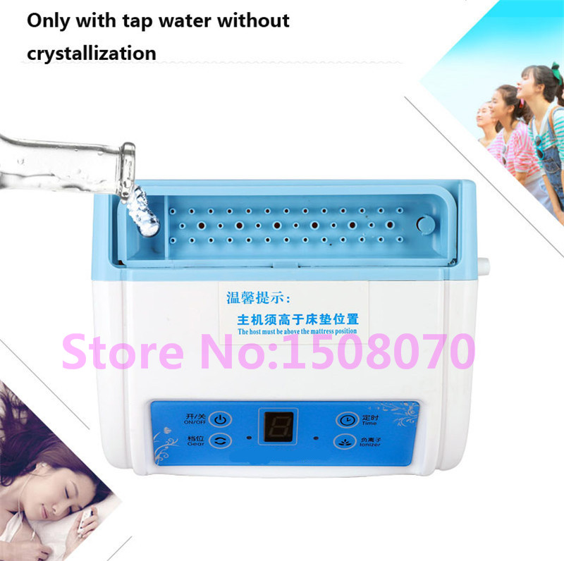 new inventions in china 6W air conditoner cooling bed mattress nice sleep in hot summer double size in Air Conditioner Parts from Home Appliances