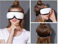 New Pattern Fold Ocular Region Hot Compress Pneumatic Instrument Wireless Music Eye Protect Massage Patch