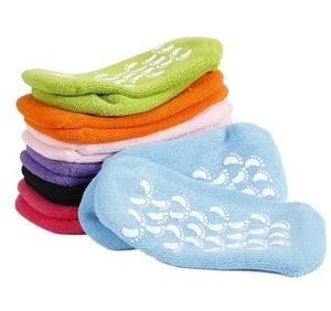 Image 4 - Spa Gel hydratant chaussettes exfoliant sec craquelé doux peau chaussette pédicure talon dur peau protecteur réparation pied soin outil