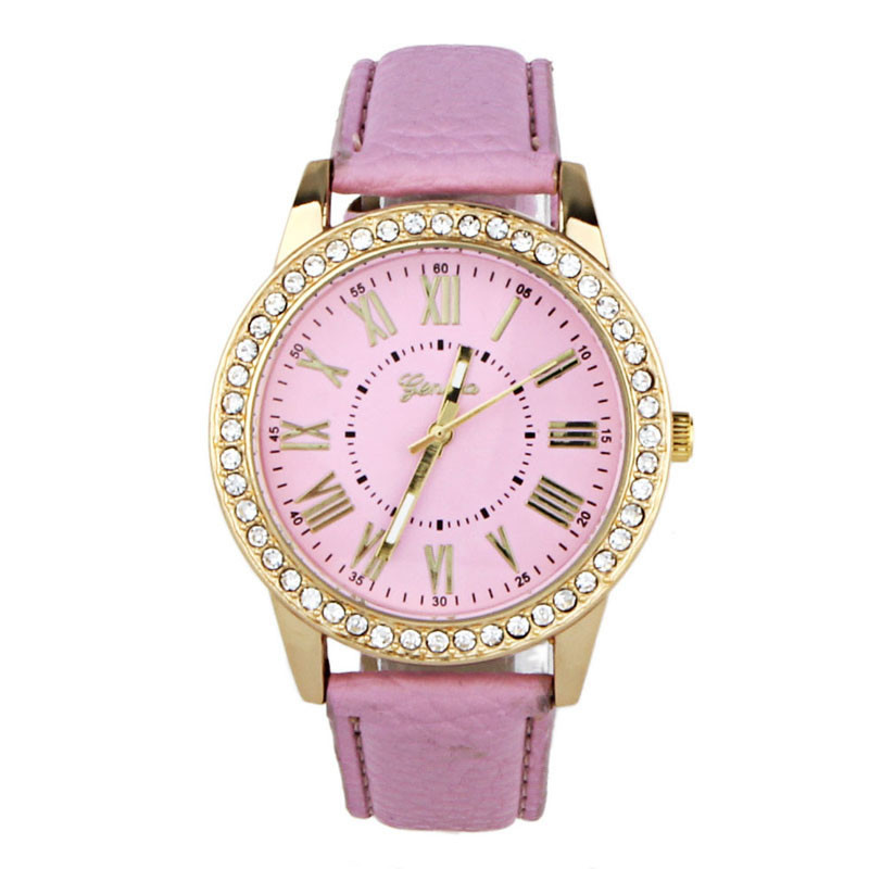 2018 Casual Γυναικείο ρολόι, μόδα Montre - Γυναικεία ρολόγια - Φωτογραφία 2