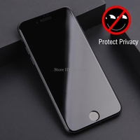 Pełna Privacy Protector Hartowanego Szkła dla iPhone 8/8 Plus Nillkin Plandeka ekran folia ochronna do Apple iphone 7/7 plus