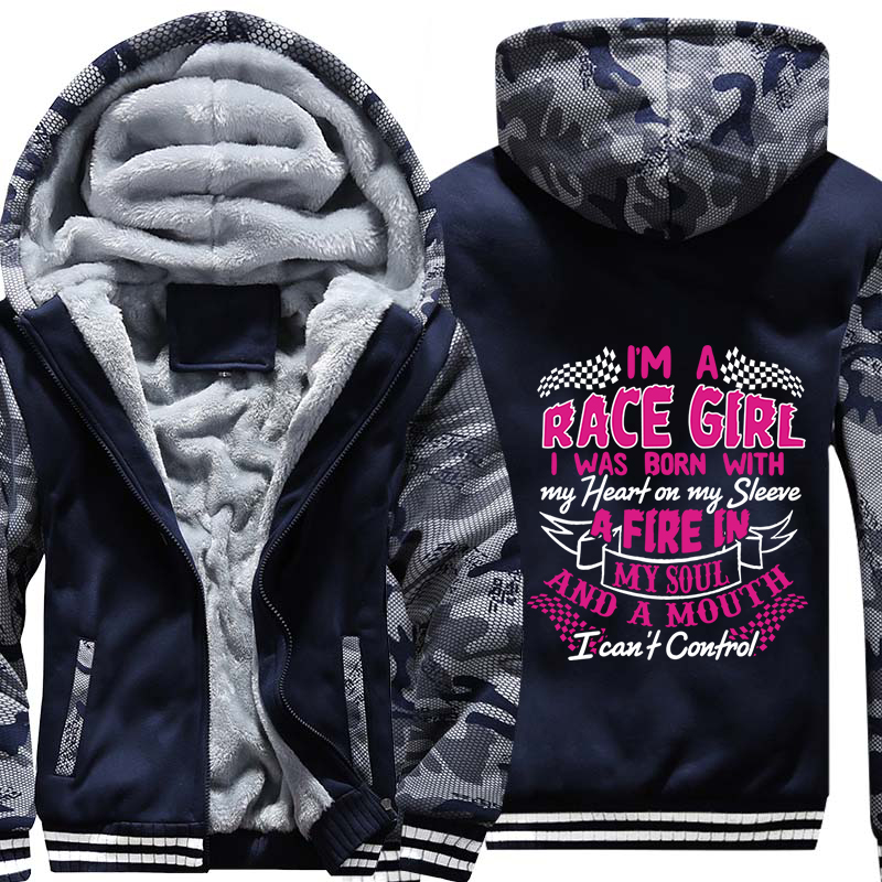 US $48.99 |Free Shipping 2019 New USA Size Men Hoody Winter Zipper Thicken Fleece Hoodies Coat Clothing Costom Made Jacket in Hoodies & Sweatshirts