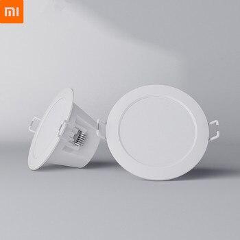 オリジナル xiaomi mi 嘉スマートダウンライト mi ホームアプリで動作スマートリモコンホワイト & ウォームライト電話スマート変更ライト -